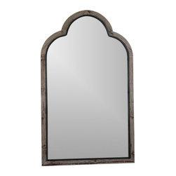 Uttermost - Uttermost - Gavorrano Arch Mirror In Gray Wash - 09524 - Gavorrano Arch Collection Mirror