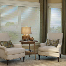 Craftsman Window Blinds by Accent Window Fashions LLC