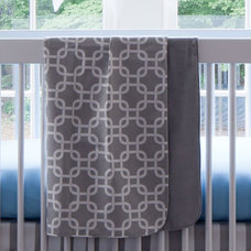 Contemporary Baby Bedding by Carousel Designs