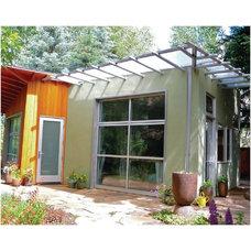 Contemporary Garage And Shed Aspen Art Studio