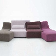 Modern Sofas Confluences