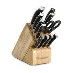 Wusthof - Wusthof Classic Ikon - 12 Pc. Knife Block Set - Includes: