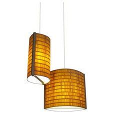 Contemporary Pendant Lighting by inhabitatshop.com