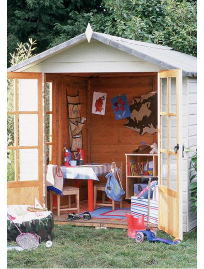 Creative Play Spaces For Kids