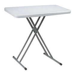 Office Star - Office Star Personal Tray Table (4-Pack) - Office Star - Folding Tables - BT244