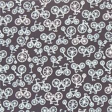 Fabric Michael Miller premium laminate fabric bike