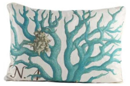Eclectic Decorative Pillows by The Well Appointed House