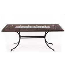 Traditional Outdoor Dining Tables by FRONTGATE