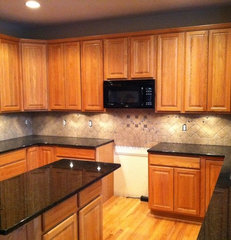 modern kitchen countertops by Lowe's Home Improvement
