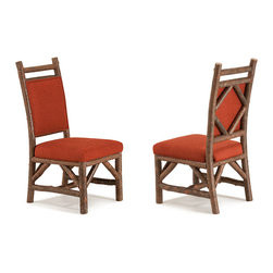 Rustic Dining Chairs #1294 & #1295 by La Lune Collection - Rustic Dining Chairs #1294 & #1295 by La Lune Collection