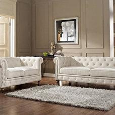 Modern Sofas by 212 Modern Furniture Inc.