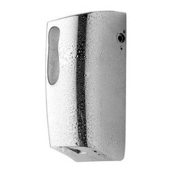Whitehaus - Showerhaus Soap Dispenser (Polished Chrome) - Color: Polished ChromePictured in polished chrome. Requires six AA batteries not included. Plastic key lock. Hands-free and automatic. Sensor technology. Made from brass. Capacity: 800 ml.. 4.75 in. L x 4.38 in. W x 10.25 in. H (2 lbs.). Warranty