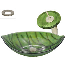 Contemporary Bathroom Sinks by MR Direct Sinks and Faucets