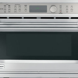 """GE Monogram 30"""" professional Advantium 120 Speedcook oven - An Advantium speedcooking oven gives you a full menu of options with four cooking modes: Speedcook, true European convection, sensor microwave and warming. Capabilities range from baking and roasting to browning and proofing.  Cook up to 4 times faster than a conventional oven."""