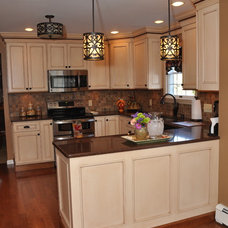 Traditional  by Ron Franks Builders / Ron Franks Cabinetry