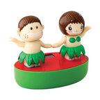 Kito - Solar Powered Dancing Little Hula Dancer Characters Display - This gorgeous Solar Powered Dancing Little Hula Dancer Characters Display has the finest details and highest quality you will find anywhere! Solar Powered Dancing Little Hula Dancer Characters Display is truly remarkable.