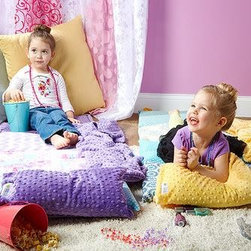 janiebee Quilted Nap Mats -