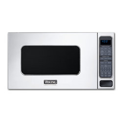 Viking Professional Countertop Microwave Oven, Stainless Steel | VMOS201SS - Child Safety Lock