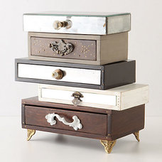 Eclectic Jewelry Boxes And Organizers by Anthropologie