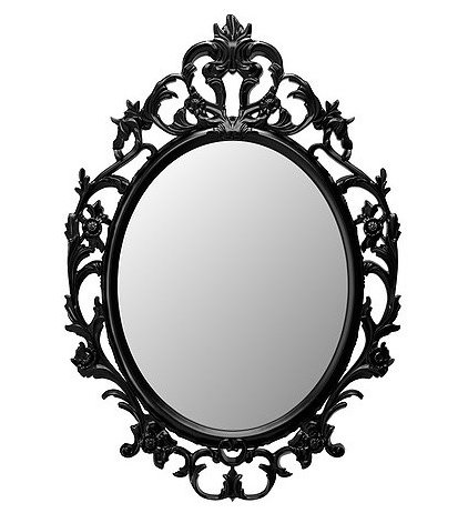 Contemporary Wall Mirrors by IKEA