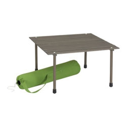 Table in a Bag - The ultimate table, this classic rolls up into a portable bag. It's just the right height for eating your picnic lunch while sitting on your blanket.
