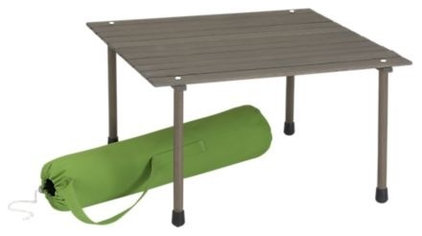 Eclectic Outdoor Tables by Crate&Barrel