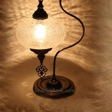 Mediterranean Table Lamps by Hedef Aydınlatma