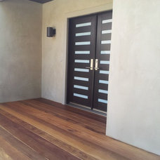 Modern Front Doors by ETO Doors
