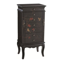 Avenue B Ashleigh Jewery Chest - Ashleigh Jewelry Chest Display 8802057