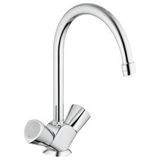 Contemporary Kitchen Faucets by PlumbingDepot.com