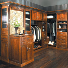 by Closets and Cabinetry by Closet City