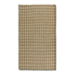 Uttermost - Uttermost Bengal 8 x 10 Rug - Natural 71035-8 - Hand Woven Natural And Cream Jute.