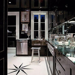 Apartment Therapy Chicago | Color Inspiration: Thoughts on Black Kitchens?