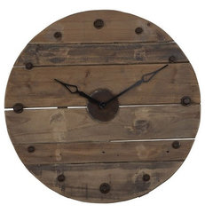 eclectic clocks by Freedom