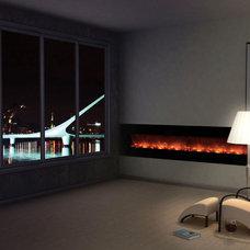 Contemporary  by Karen LeBlanc Design TV Host & Writer/Blogger