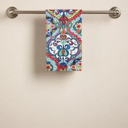 Moroccan Bazaar Hand Towel -