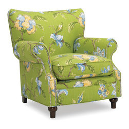 Harrod Club Chairs - The Harrod Chair is one of those chairs that you buy once and have for the rest of your life because it becomes a family favorite.