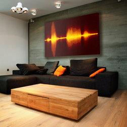 """Resonant Decor - Resonant Decor – color scheme """"Fire"""""""