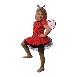 Aeromax Jr. Ladybug - No need for your ladybug to fly away home when wearing the Aeromax Jr. Ladybug. This top-quality costume is so comfortable and cute she'll be bugging you to wear it every day. It includes the pretty red and black polka-dot dress with black tutu the detachable polka-dot wings and antenna headband. It's designed for kids 2 to 8 years old and comes in your choice of size. Sizing Details: Size 2/3 fits age 2-3 yrs. Size 4/6 fits ages 4-6 yrs. Size 6/8 fits ages 6-8 yrs. About Aeromax Toys Inc.Based in Barrington Illinois Aeromax Toys specializes in imaginative dress-up outfits and accessories for kids. From their Get Real gear to Kids Safari outfits they inspire kids' imaginations. Some of the many awards Aeromax Toys has won over the years include awards from Nick Jr. iParenting Media Early Childhood News Awards and more. Aeromax Toys is a proud member and supporter of American Specialty Toy Retailing Association (ASTRA) and Toy Industry Association (TIA).