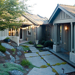 contemporary exterior by Studio 29 - Architecture, Orcas Island, WA