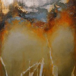 Brian O'Neill Organic Abstraction Paintings - Brian O'Neill