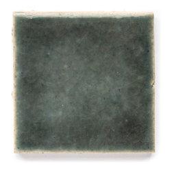 901W Evening Shadow (Glossy Finish) - Handmade Ceramic Tile - Handmade Ceramic Tile