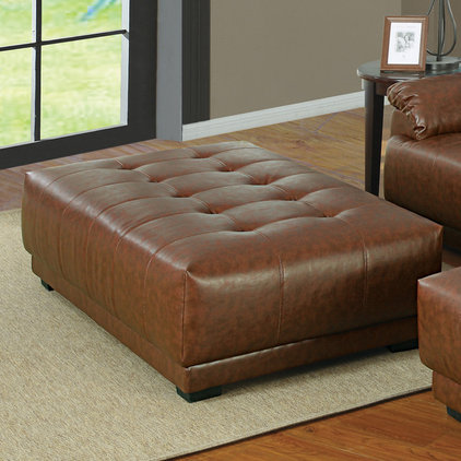 Contemporary Footstools And Ottomans by discountlivingrooms.com