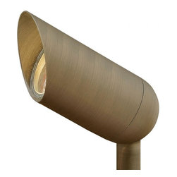 Hinkley - Hinkley Led Accent One Light Matte Bronze Spot Light - 1536MZ-8WLEDFL - This One Light Spot Light is part of the Led Accent Collection and has a Matte Bronze Finish. It is Outdoor Capable, and LED.