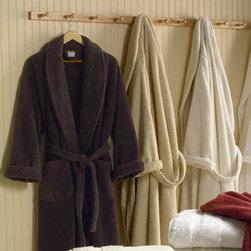 Fathers' Day Sale - Catalina Egyptian Cotton Terry Luxury Bathrobe