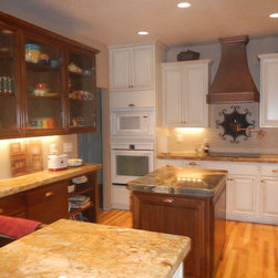 Copper Range Hoods - © 2012 Copper Kitchen Specialists
