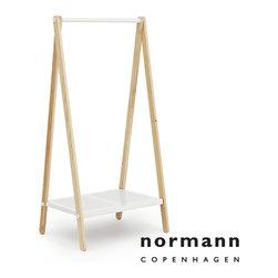 Normann Copenhagen Toj Clothes Rack Small White - Normann Copenhagen Toj Clothes Rack Small White