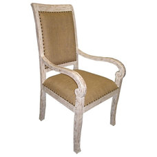 Traditional Dining Chairs by NOIR