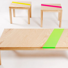 Contemporary Side Tables And End Tables by Moisés Hernández
