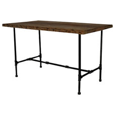 Industrial Dining Tables by UrbanWood Goods